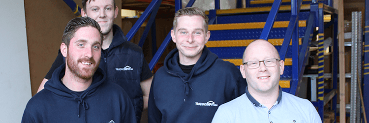 Kerridge cs trading depot sees turnover double since for Home depot sister companies