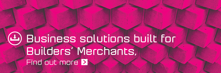 Business solutions built for builders merchants.